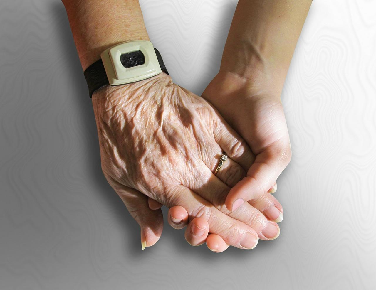Il valore del massaggio nell'anziano